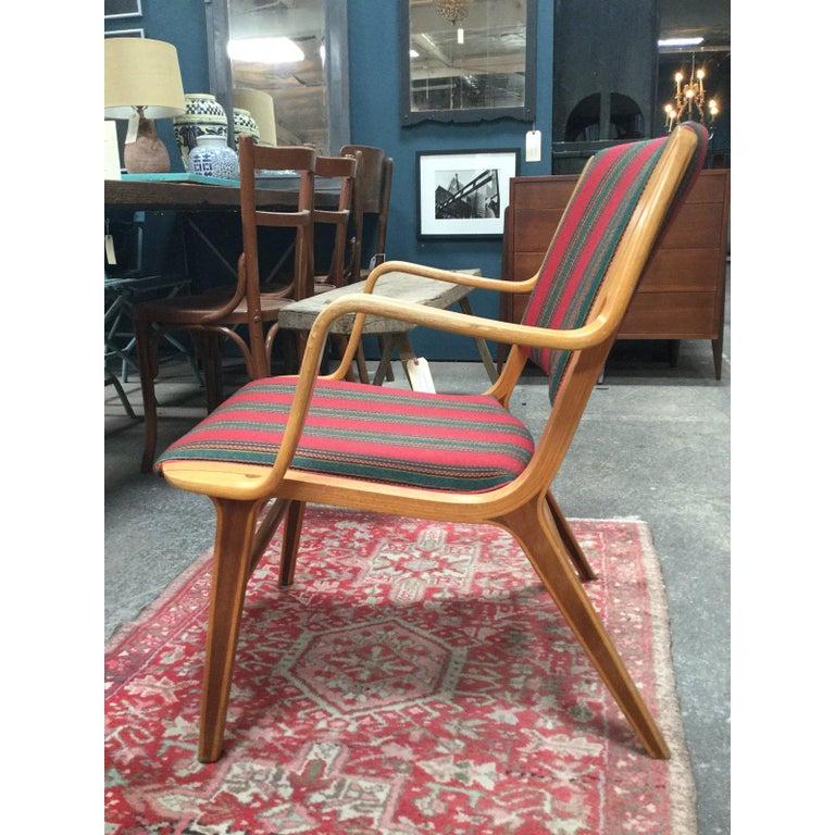 20th Century 19th Century Art Deco Armchair For Sale