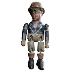 19th Century Articulated Automaton Doll