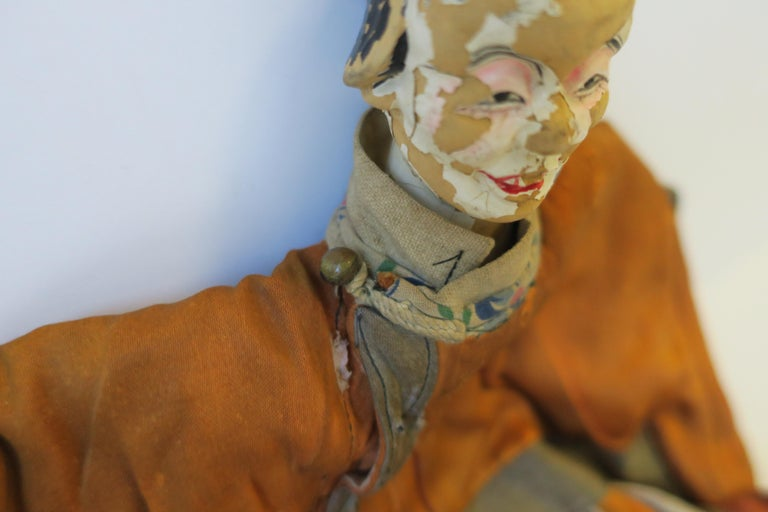 19th Century Asian Doll For Sale 1