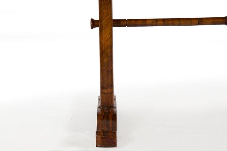 19th Century Austrian Biedermeier Antique Writing Table Desk, circa 1825-1845 For Sale 2