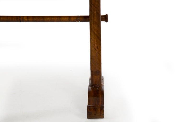 19th Century Austrian Biedermeier Antique Writing Table Desk, circa 1825-1845 For Sale 3