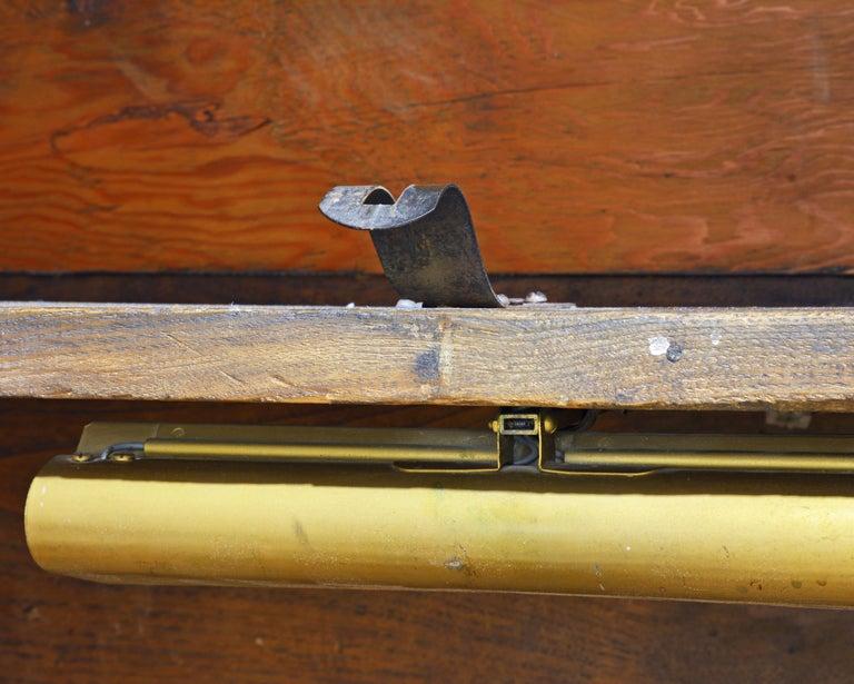 19th Century Austrian Biedermeier Fruit Wood Step Back Two Part Cubboard 6