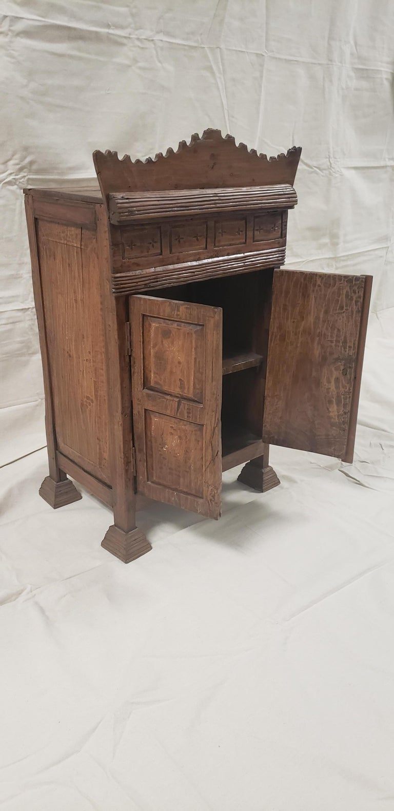 19th Century Balinese Temple Cabinet For Sale 4