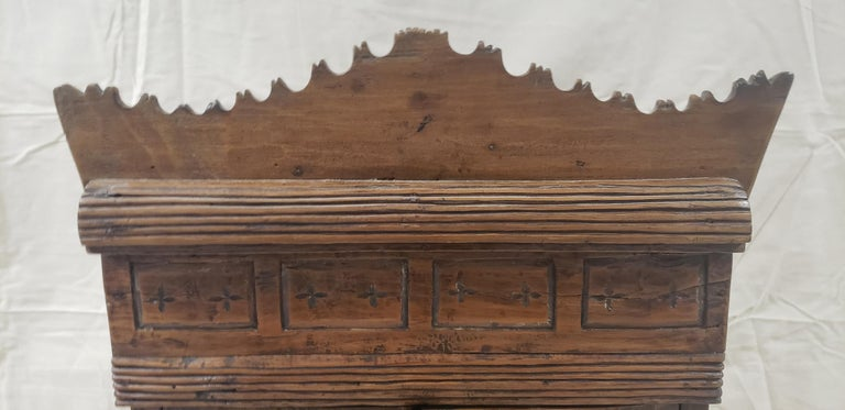 19th Century Balinese Temple Cabinet For Sale 5