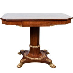19th Century Baltic Writing Table