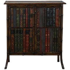 19th Century Bamboo Cabinet