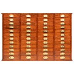 19th Century Bank of Drawers