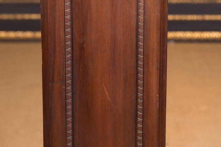 German 19th Century, Beautiful Antique Column Pedestal For Sale