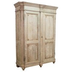 19th Century Belgian Oak Cabinet