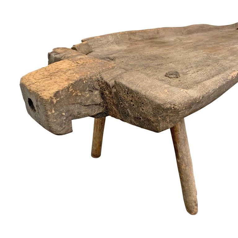 19th Century Belgian Sanglier Table For Sale 3