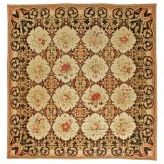 19th Century Bessarabian Handmade Rug
