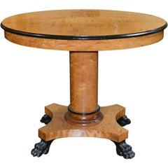 19th Century Biedermeier Centre Table