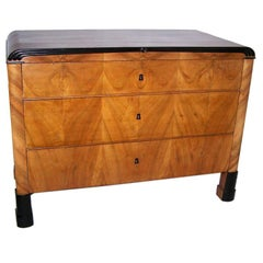 19th Century Biedermeier Chest of Drawers