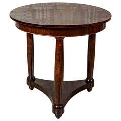 19th Century Biedermeier Coffee Table