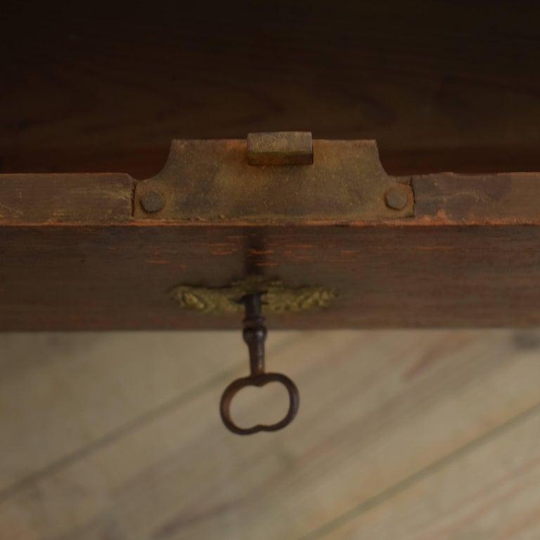 19th Century Biedermeier / Gustavian Chest of Drawers For Sale 6