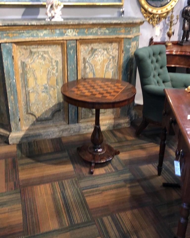 19th Century Biedermeier Side Table For Sale 1