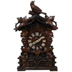 Victorian Mantel Clocks