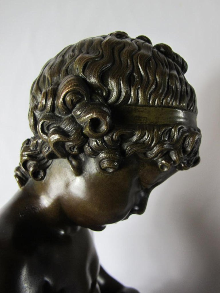 19th Century Bronze After Canova In Excellent Condition For Sale In Heukelum, NL