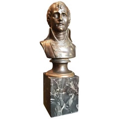 19th Century Bronze Bust of Napoleon I