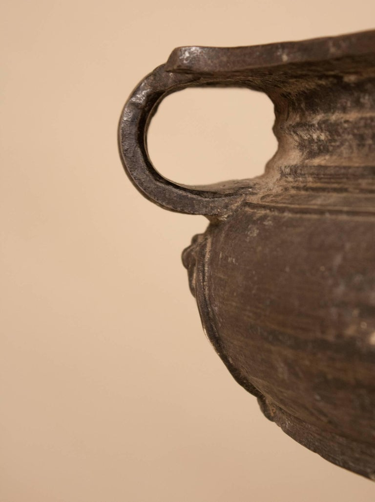 19th Century Bronze Urli or Planter from South East Asia For Sale 2