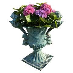 19th Century Bronze Urn