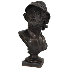 19th Century Bust of Pericles