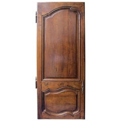 19th Century Carved Armoire Door
