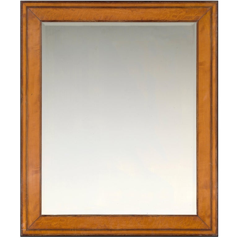 19th Century French Biedermeier Frame, with Choice of Mirror For Sale