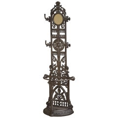 19th Century Cast Iron Stick Stand by Falkirk