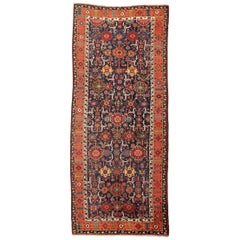 19th Century Caucasian Russian Wool Rug, Kuba Design, circa 1890