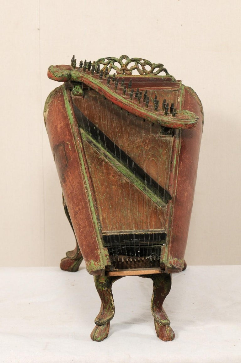 19th Century Celempung Musical Instrument from Java, Indonesia For Sale 4