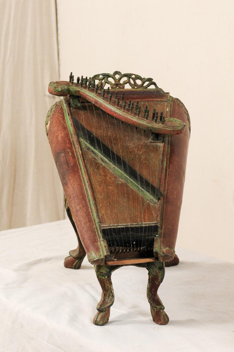 19th Century Celempung Musical Instrument from Java, Indonesia For Sale 3