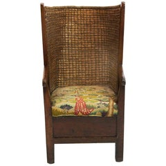 19th Century Child's Orkney Chair