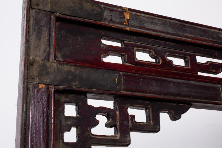 19th Century Chinese Apothecary Balance Scale Stand For Sale 5