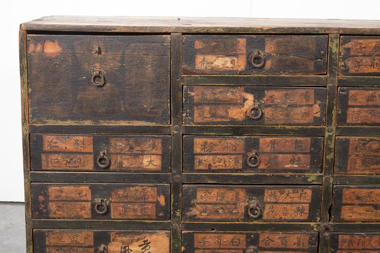 19th Century Chinese Apothecary Cabinet For Sale 6