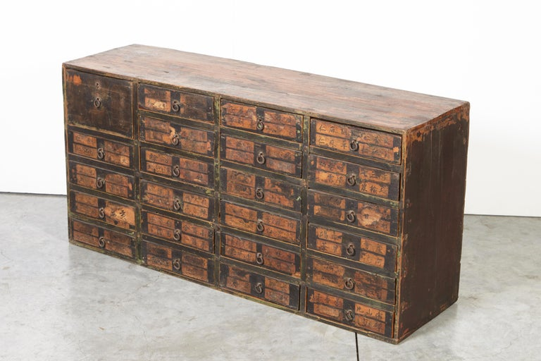 19th Century Chinese Apothecary Cabinet For Sale 8