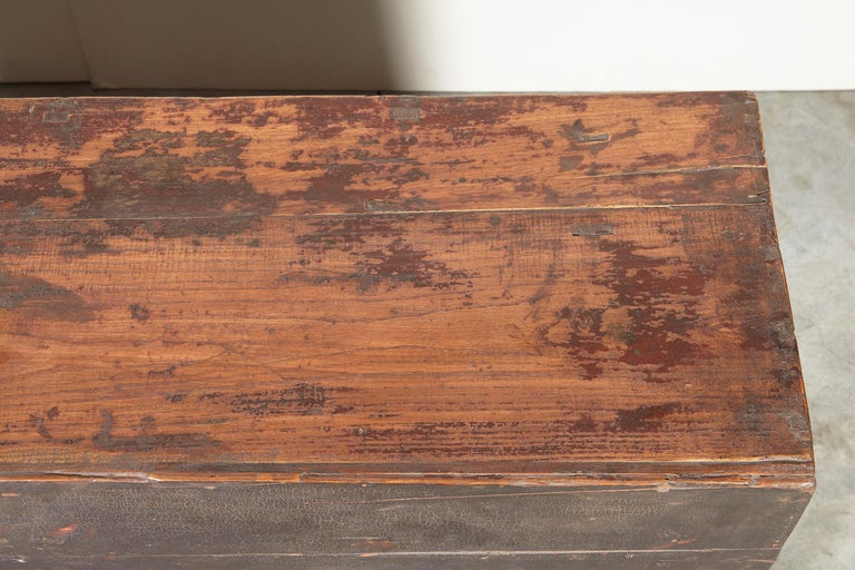 19th Century Chinese Apothecary Cabinet For Sale 11