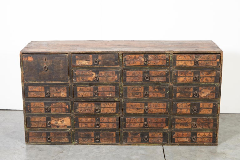 19th Century Chinese Apothecary Cabinet For Sale 14