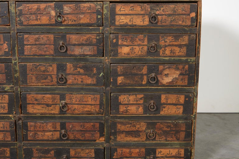 19th Century Chinese Apothecary Cabinet For Sale 1