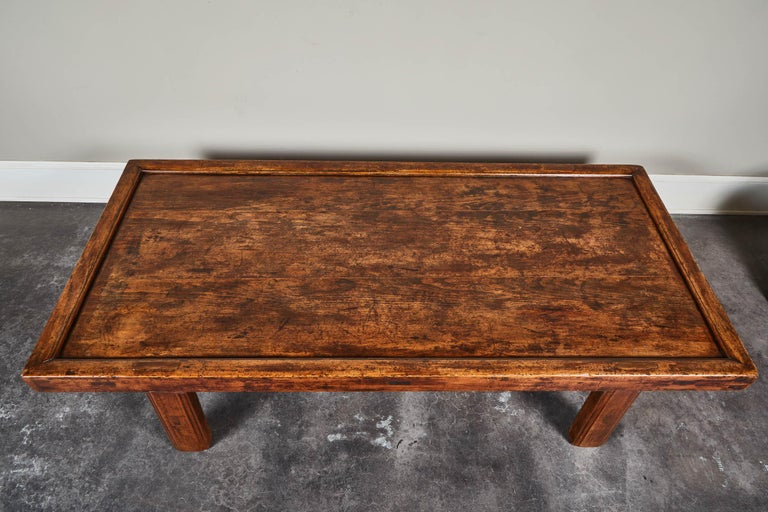 Chinese Export 19th Century Chinese Coffee Table For Sale