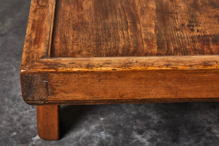 19th Century Chinese Coffee Table For Sale 2