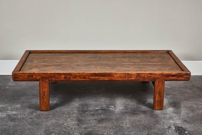 19th Century Chinese Coffee Table For Sale 3
