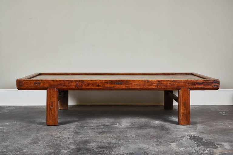 19th Century Chinese Coffee Table For Sale 4