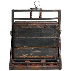 19th Century Chinese Food Box
