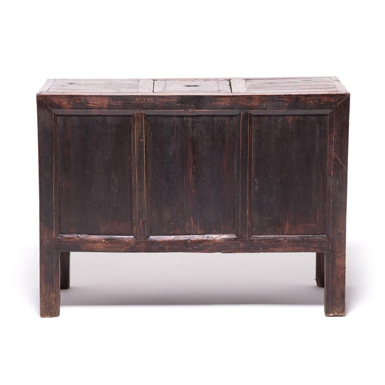 Qing 19th Century Chinese Keeper's Chest For Sale