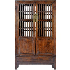19th Century Chinese Kitchen Cabinet
