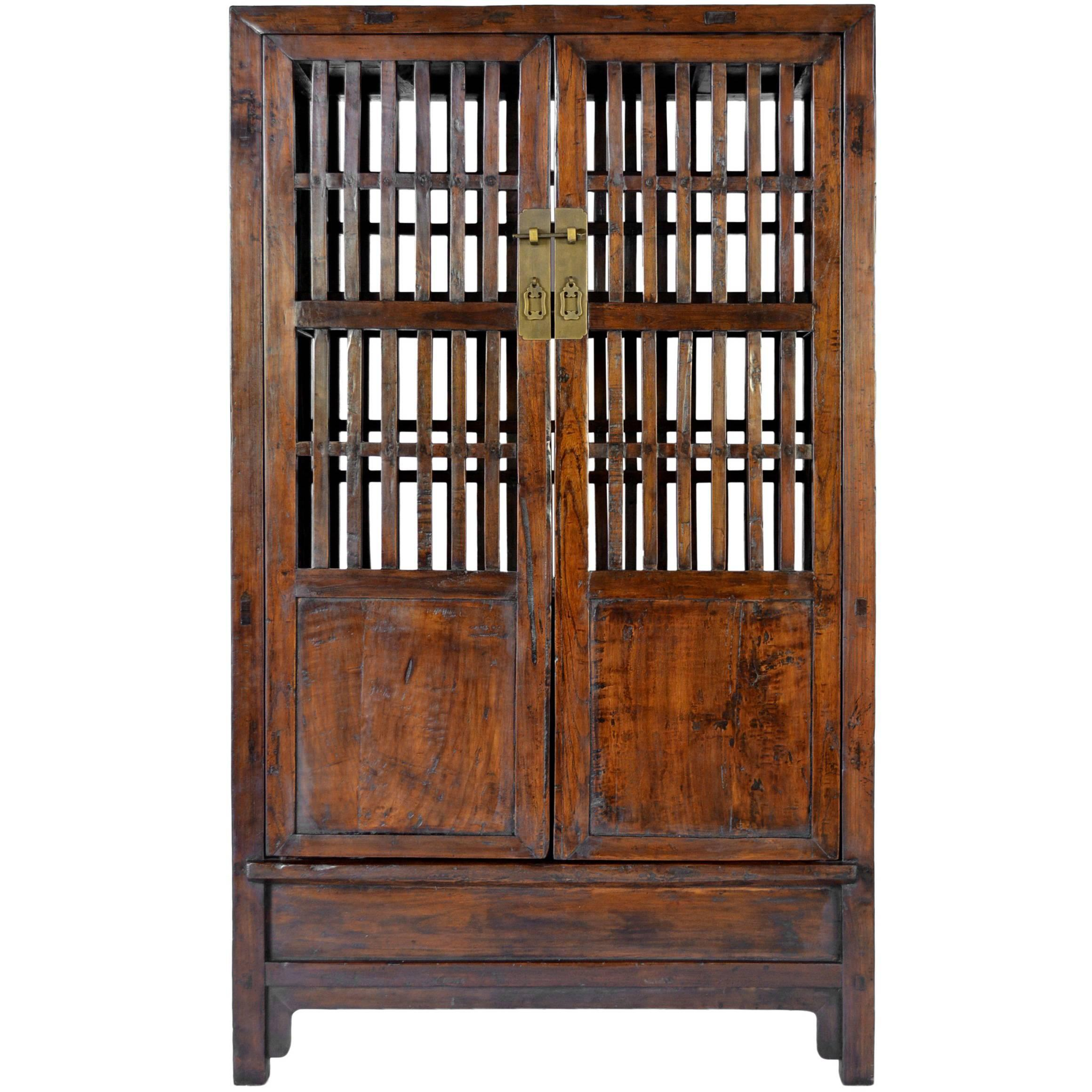 19th Century Chinese Kitchen Cabinet For Sale  sc 1 st  1stDibs & 19th Century Chinese Kitchen Cabinet at 1stdibs