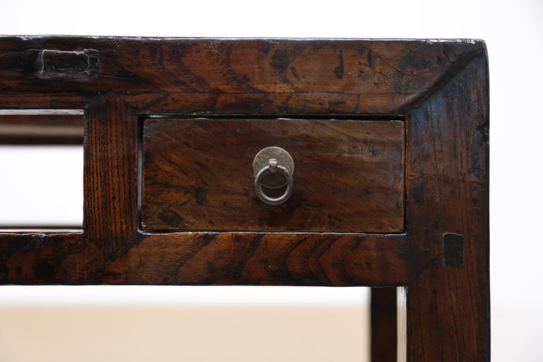 19th Century Chinese Minimal Console Table For Sale 2