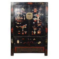 19th Century Chinese Scholars' Cabinet
