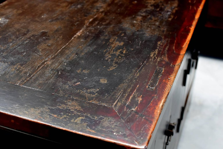 19th Century Chinese Sideboard Chest For Sale 14
